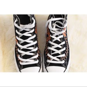 Converse Shoes - All Star Converse 2014 Giants World Champs  11.5